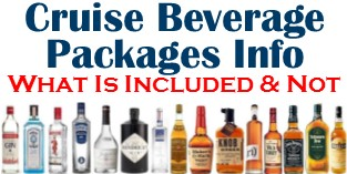 Cruise Beverage Packages